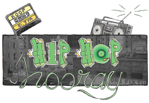 Hip Hop Hooray Monthly Mix (Leah)
