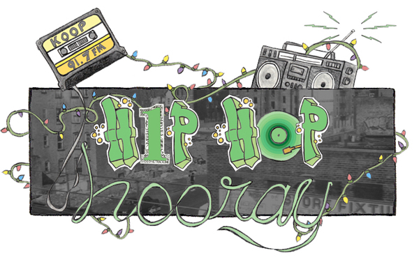 Hip Hop Hooray: A Very Crunk Christmas (Leah)