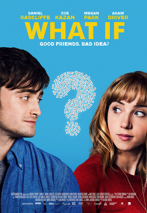 Film Review: 'What If'