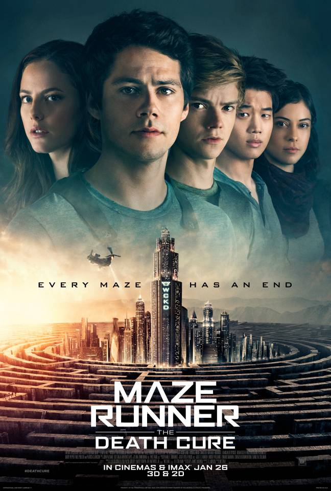 The Death Cure Wicked Building